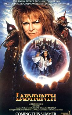 Labyrinth (1986)  I knew every song, and sang them to my kids and later grandkids!