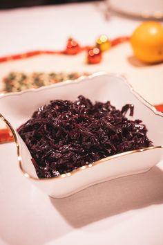 Weihnachtsrotkraut Kraut, Petra, Panna Cotta, Ethnic Recipes, Desserts, Food, Reduce Belly Fat, Christmas, Recipies