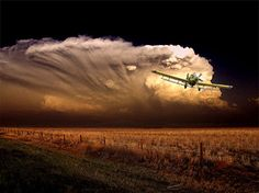 Storm Chaser by Roger Ranney