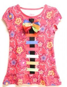 Back-to-School Fashion: Ribbon Accents with Loopy Bow Tie Pin