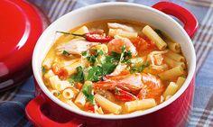 Prato do dia: Massada de peixe, pode ser servido como prato principal ou como entrada para um segundo prato mais leve.