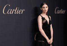 Rooney Mara – 2014-11-12 – 'The Maison Cartier celebrates 100th Anniversary of their Emblem La Panthere De Cartier! at Skylight Clarkson Studios in New York (no. 6261)