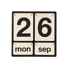 lightyear wooden calendar, life story