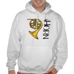 Brass Logo French Horn T-shirt  #horn  #music