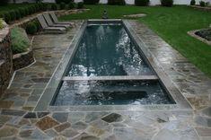 small pool/hot tub .....nice for the backyard !!!