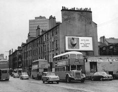 urbanglasgow.co.uk :: Glasgow in the 1960s, 70s & 80s - Around The City Vol…
