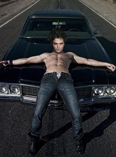 Hot dang, could this be Badlands Edward?? #FanFiction #Twilight