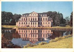 Schloss Wilhelmsthal Castle Chateau General view