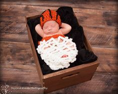 Baby Girl or Boy Basketball Crochet Hat And Net Cocoon Set on Etsy, $30.00