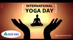 Yoga, which connects body, mind and soul has played a big role in connecting the world too. #HappyInternationalYogaDay