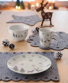 Vánoční dekorace na stůl, které dotáhnou svátky kdokonalosti
