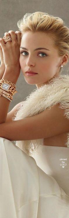 Valentina Zelyaeva for Ralph Lauren | LOLO❤