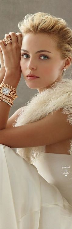 Valentina Zelyaeva for Ralph Lauren: