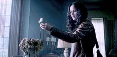 """Miss Everdeen it's the things we love the most that destroy us"