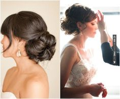 Get Ready for Your Close-up with Chic and Stylish  Updos.