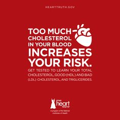 Sure, you've heard that certain types of cholesterol can be bad…but do you really know how it affects your risk for heart disease? Click to learn more. #health #hearthealth
