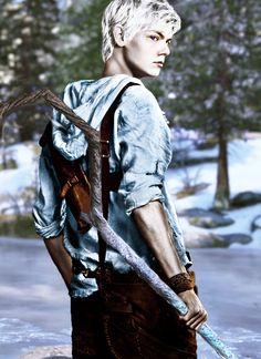 Thomas as jack frost 3 <3<3<<<<< OMG THIS IS PERFECT