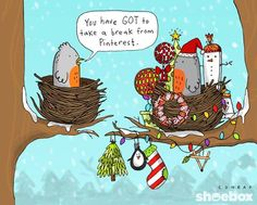 A sense of humor! Laugh, have fun and share with your friends. Maybe you will find friends with the help of humor. Funny Cartoons, Funny Comics, Funny Memes, Funny Quotes, Hilarious Jokes, Humor Quotes, Christmas Jokes, Christmas Fun, Christmas Pictures