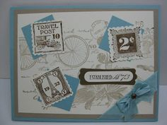 Postage Due vintage card