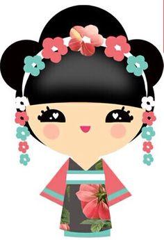 Kokeshi Doll                                                       …