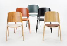 Helsinki-based design studio, Poiat, is adding a selection of new colors and upholstery options to their sophisticated Lavitta Collection.