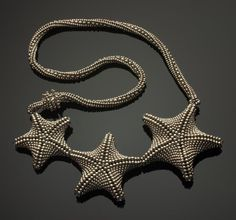 Star Light, Star Bright by Diane Dennis ...Bead Fest Philadelphia....LOVED THE WORKSHOP!!!! 2 stars done....one to go....then the chord...can't wait to finish!