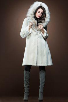 Analytical Faux Fur Coat Jacket Summer Style Marten Overcoat Women Fox Fur Cape Mink Fur Coat Fur Overcoat 2019 High Standard In Quality And Hygiene Faux Fur Women's Clothing