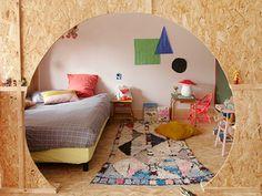 Kinderkamer ideeen van stylist Anne Millet Casa Kids, Diy Zimmer, Modern Kids, Kid Spaces, Room Themes, My New Room, Kids Decor, Boy Decor, Girls Bedroom