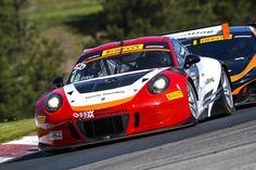 Patrick Long 2016 Porsche 911 GT3 R Mosport WC