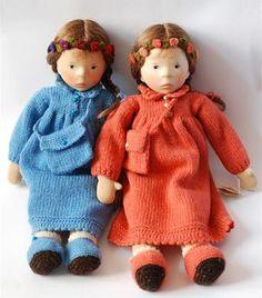 Cloth Girl In Orange 2011 S101 By Elisabeth Pongratz At The Toy Shoppe