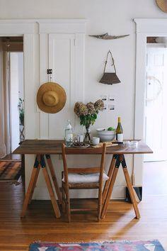 Une table à son repas