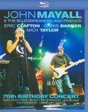 John Mayall & the Bluesbreakers and Friends: 70th Birthday Concert [Blu-ray] [English] [2003]