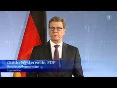 Video: US Außenminister Kerry bei Youth Connect Berlin und deutschem Amtskollegen Guido Westerwelle