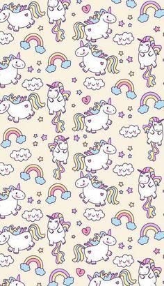 unicorn, wallpaper, and rainbow image Unicorn digital paper, digital paper pack, unicorn…art background beautiful beauty blue clouds colorful…♡ – – – Unicornios Wallpaper, Kawaii Wallpaper, Wallpaper Backgrounds, Unicorn Wallpaper Cute, Unicorn Backgrounds, Cute Unicorn, Rainbow Unicorn, Unicorn Party, Photo Merci