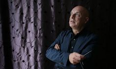 "Brian Eno, who has criticised Israel over its attacks on Gaza. The producer and musician Brian Eno has penned an open letter addressing the current crisis in Gaza, which heavily criticises the US government's backing of Israel and asks the question: ""Why does America continue its blind support of this one-sided exercise in ethnic cleansing?"""