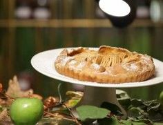 ΤΑΡΤΑ ΜΗΛΟΥ ΜΕ ΖΥΜΗ ΚΟΥΡΟΥ Sweet Tooth, Pudding, Pie, Desserts, Alchemy, Food, Torte, Tailgate Desserts, Cake
