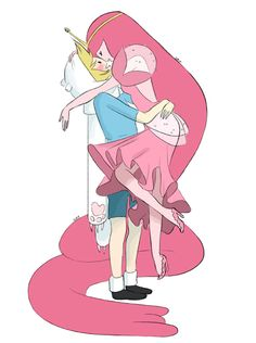 Finn & Princess Bubblegum <3