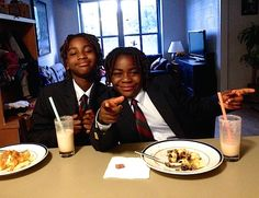 Cute Little Black Boys Do Grow Up To Be Black Men, Part II -- And Now, They Are Ten