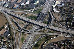 The Moustrap I- amp I- Interchange Denver CO #infrastructure #moustrap #interchange #denver #photography
