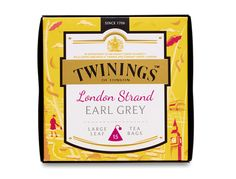 Looking for Discovery Collection - London Strand Earl Grey? Find this and a range of other Discovery Collection Teas available from the Twinings Tea Shop Twinings Tea, Tea Tins, Earl Gray, Chocolate Coffee, Loose Leaf Tea, Gifts, Discovery, London