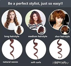 Hair Curler - fantastic choice. Need to check out...