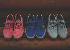 "#Vans Era 59 ""Suede Gum"" Pack #sneakers"