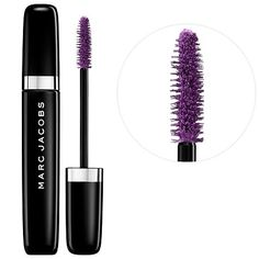 Violet Incredible 70 - bold lilac O!Mega Lash Volumizing Mascara - Marc Jacobs Beauty   Sephora