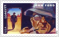 Postal Service Releases Famous Movie Director Stamps