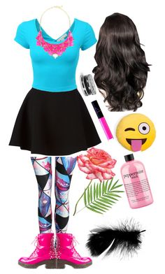 """""""Color Pow"""" by sparklemaster ❤ liked on Polyvore"""