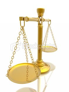 Justices scales Royalty Free Stock Photo