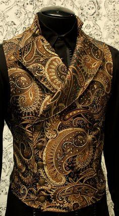Steampunk Mode, Steampunk Jacket, Steampunk Clothing, Steampunk Fashion, Gothic Fashion Men, Fashion Goth, Gothic Clothing Mens, Gothic Men, Hippie Clothing