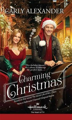 Its a Wonderful Movie - Your Guide to Family Movies on TV: Hallmark Christmas Movie 'Charming Christmas' starring Julie Benz and David Sutcliffe Hallmark Weihnachtsfilme, Hallmark Holiday Movies, Xmas Movies, 2015 Movies, Hallmark Channel, Family Movies, Movies To Watch, Good Movies, Hallmark Holidays