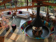 Pousada Alive Eco Hut, Monte Verde (MG), Brasil