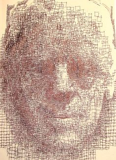 "(via ""Squared Face"" by Josh Bowe [2104821-2] - RedBubble.com)"